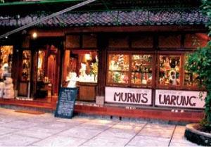 Murni's Warung, Ubud, Bali